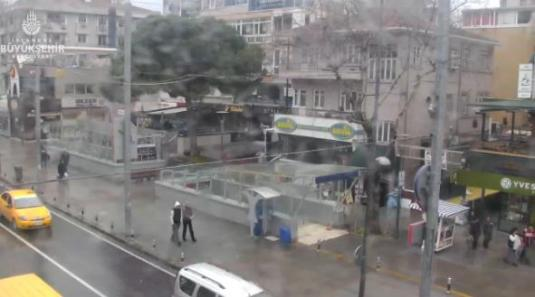 Bagdat Avenue Live Streaming Istanbul Webcam Turkey