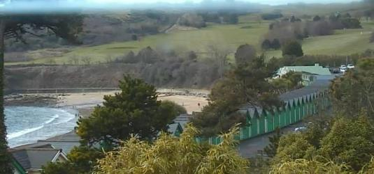Langland Bay Live Surfing Beach Weather Cam Near Swansea Wales