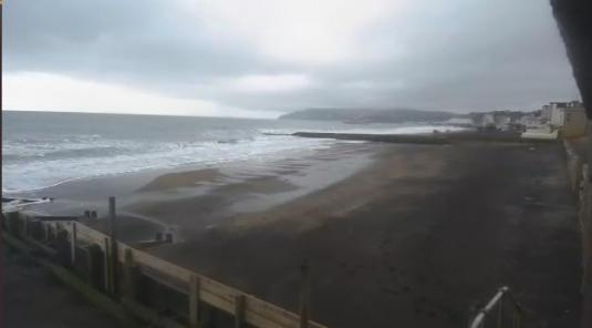 Sandown Bay Beach Weather Cam Sandown Seaside Resort Isle of Wight