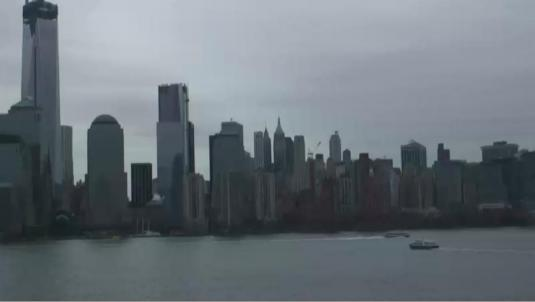 Manhattan Skyline Live Streaming HD Webcam New York City New York