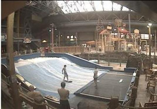 Silver Mountain Water Park >> Live Indoor Surfing Cam Silver Rapids Indoor Water Park Silver