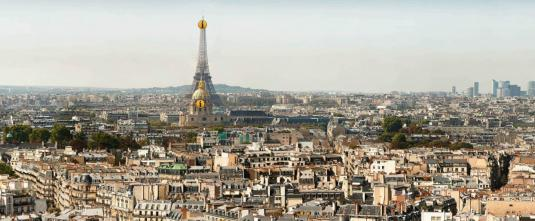 Paris Live Virtual Gigapixels Cam Panoramic Tour Image Paris