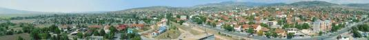 Kocani Live Gigapixel Panoramic HD Camera Vista View Macedonia