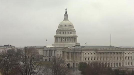 United States Capitol Building Streaming Webcam Capitol Hill Washington DC State of Columbia