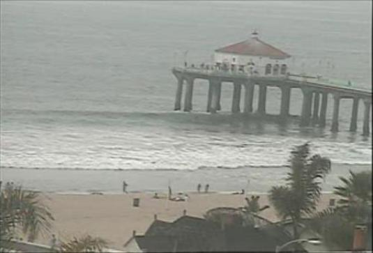 Manhattan Beach Pier Live Surfing Weather Cam Manhattan Beach California