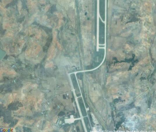 Pyongyang Sunan International Airport Live Arial Map View Pyongyang North Korea