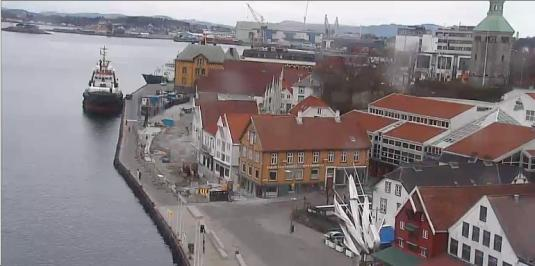 Stavangar City Live HD Streaming Weather Webcam Norway
