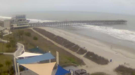 Myrtle Beach Harbor Beach Weather Cam South Carolina