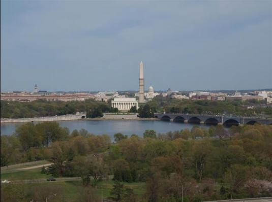 Lincoln Memorial Webcam National Mall Washington DC District of Columbia