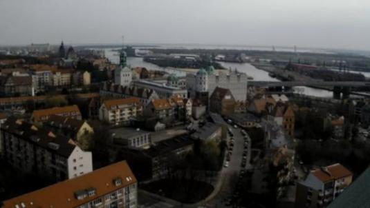 Szczecin City Centre Weather Webcam Poland