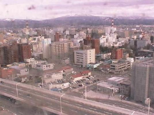 City of Aomori Live Controllable Traffic Weather Web Cam Tōhoku Region Japan