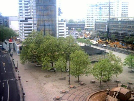 Breitscheidplatz Berlin City Square Webcam City of Berlin Germany