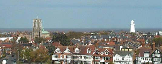 Southwold Town Live Controllable Weather Webcam Suffolk England