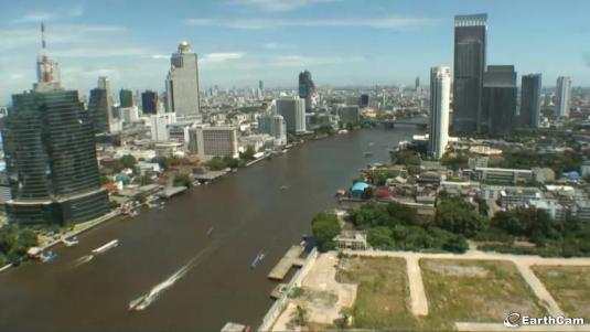 City of Bangkok Live Streaming Skyline Weather Webcam Bangkok Thailand