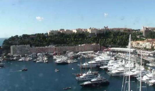 Port Hercules Marina Live Monaco Weather Webcam
