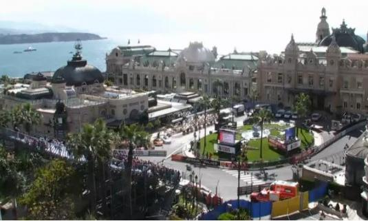 Place du Casino Live Streaming Monte Carlo Webcam Monaco