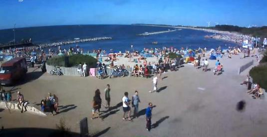 Darłówko Holiday Beach Resort Weather Webcam Darłowo Poland