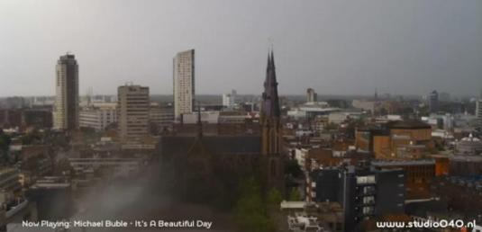 Eindhoven City Live Streaming Skyline Weather Cam Netherlands