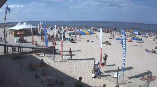 Swinoujscie Beach Resort Weather Live Streaming Webcam North West Poland