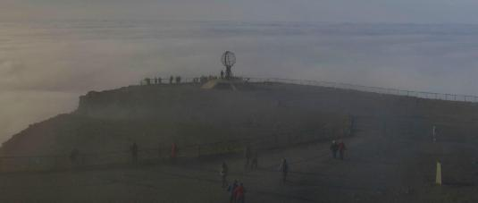 North Cape Live Panorama HD Weather Webcam Norway