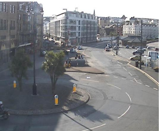 Douglas Promenade Weather Webcam Isle of Man