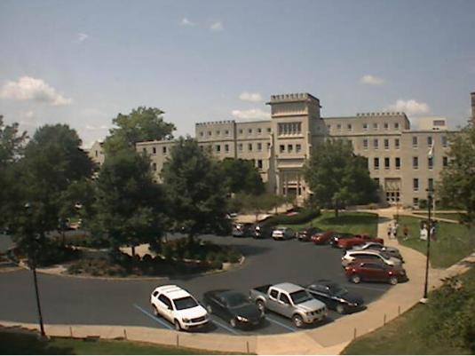 Bradley University Live Bradley Hall Weather Cam Peoria Illinois