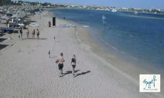 Hurghada Makadi Bay Live Beach Resort Weather Webcam Red Sea Egypt