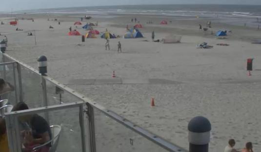 Ameland Island Beach Weather Cam West Frisian Islands Netherlands