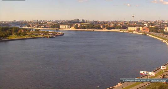 Saint Petersburg City Live Weather Webcam Russia