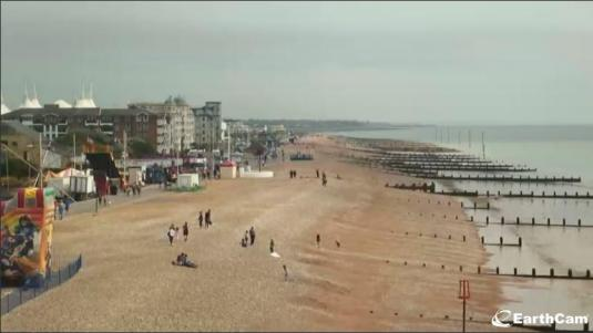 Bognor Regis Live Beach Resort Weather Webcam West Sussex England
