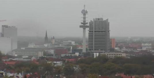 Hanover City Live Streaming Weather Webcam Hannover Germany