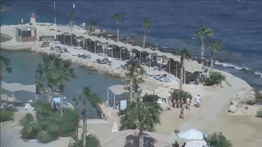Hurghada Seaside Beach Weather Webcam Red Sea Egypt