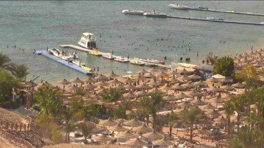 Sharm El-Sheikh Live Beach Weather Webcam Red Sea Egypt
