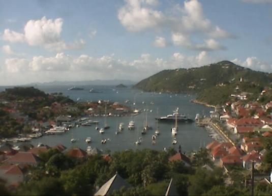St Barts Island Live Holiday Weather Webcam Caribbean