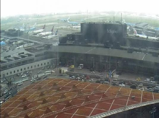 Amsterdam Airport Live Capital City Airport Weather Webcam, Amsterdam, Holland