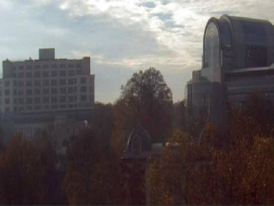 Brussels City Centre Live Skyline Weather Webcam, Brussels, Belgium