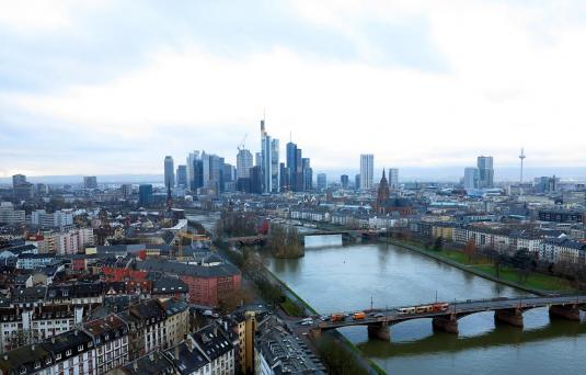 Frankfurt Live HD Skyline Weather Webcam Frankfurt am Main Germany