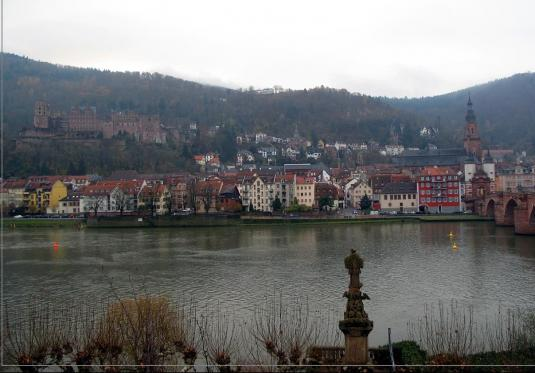 Heidelberg Castle HD Webcam Heidelberg City South West Germany