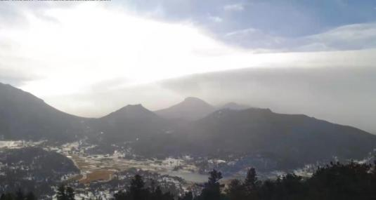 Longs Peak Mountain Weather Webcam Estes Park Colorado