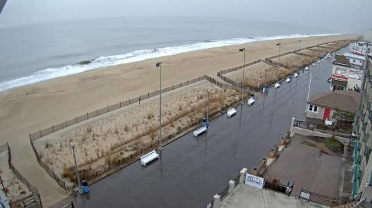 Rehoboth Beach Boardwalk Weather Webcam Rehoboth Beach Delaware