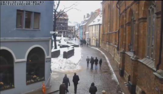 Riga Live Streaming City Centre Weather Webcam Latvia