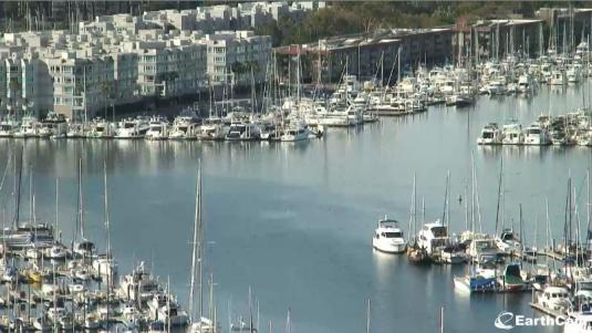 Live marina del rey hd streaming weather cam university of for Marina del rey living