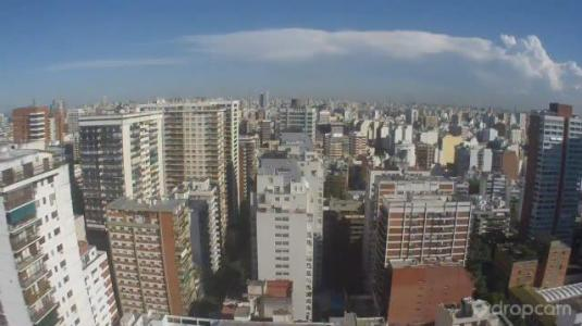 Buenos Aires Live Streaming Downtown Weather Webcam Argentina