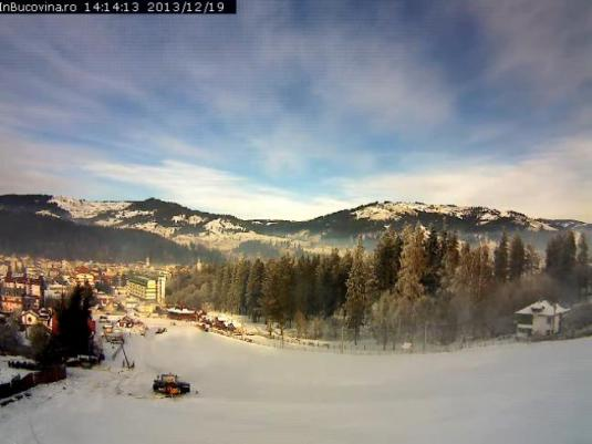 Worcester Skiing Resort Ski Weather Webcam North East Romania