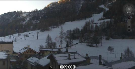 Tignes-les-Brevières Live Streaming Skiing Resort Ski Weather Webcam French Alps France