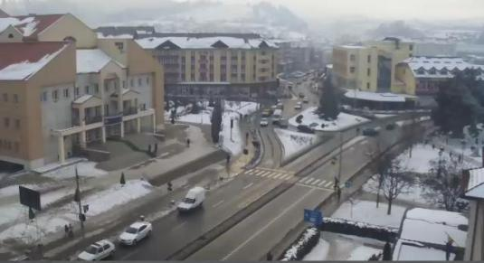 Toplița Live City Centre Streaming Traffic Weather Webcam Romania