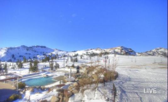 Squaw Valley Skiing Resort HD Ski Weather Webcam California