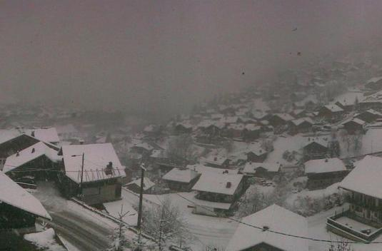 Morzine Skiing Resort Village Weather Webcam Rhone Alpes France
