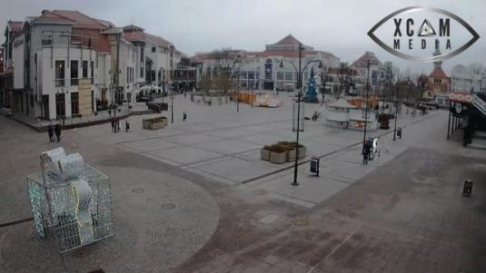 Sopot Town Square Live Streaming Weather Webcam Poland