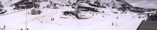 Gourette Live Skiing Resort Weather Webcam French Pyrenees France
